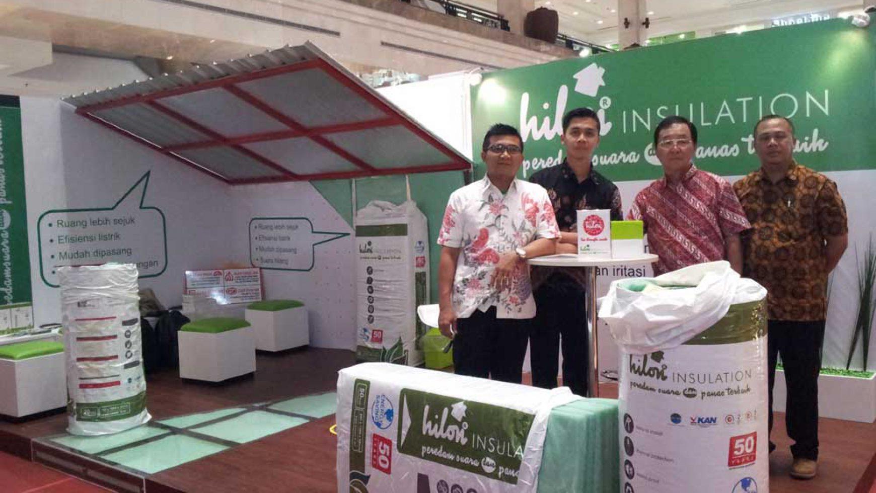 INDOBUILDTECH Yogyakarta – 2013