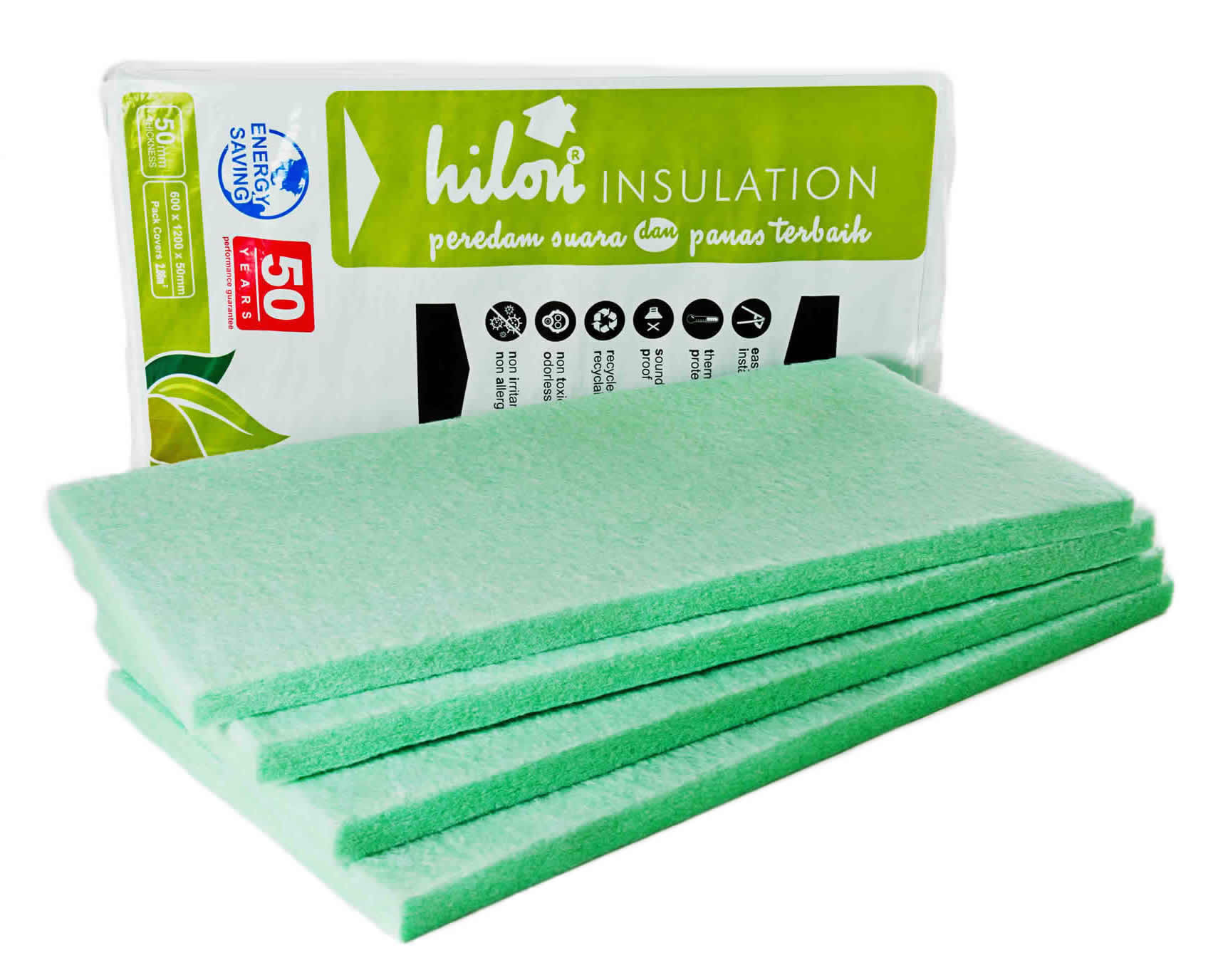 Apakah Environmentally Friendly Insulation Itu ?