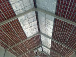Roof insulation buat rumah anda dingin alami