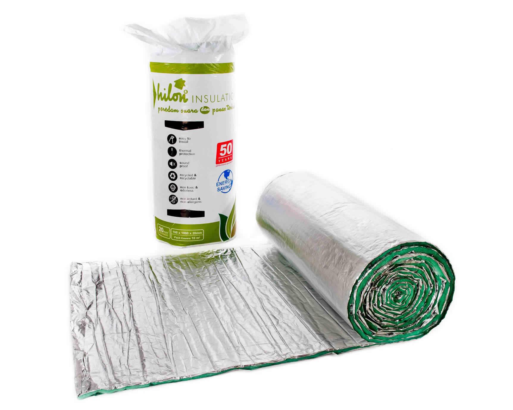 8 Keunggulan dari Produk Hilon Insulation