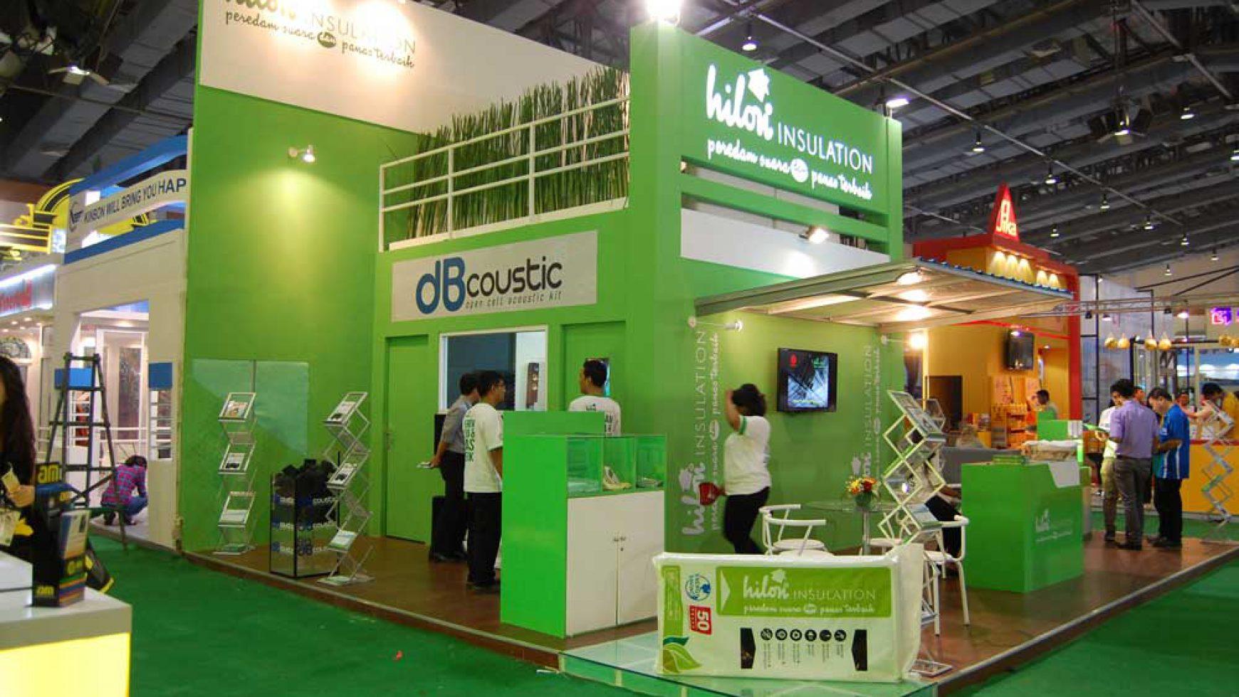 Indobuildtech Jakarta 2014