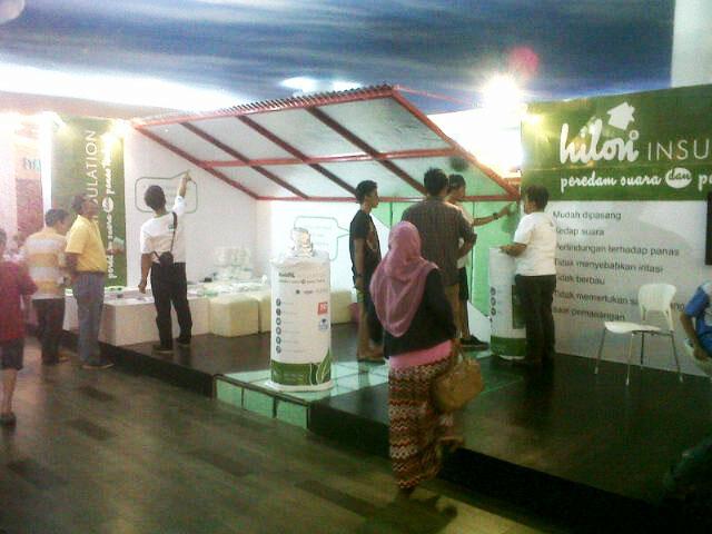 Pameran Indobuildtech Makassar